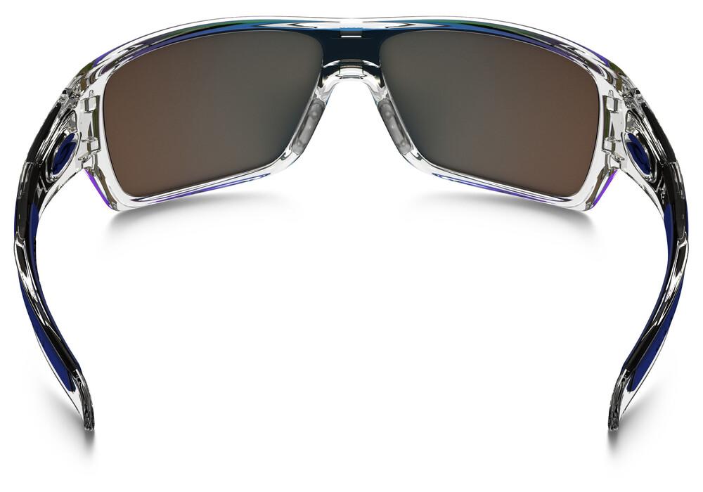 Oakley Turbine Rotor - Gafas ciclismo - azul/transparente | Campz.es